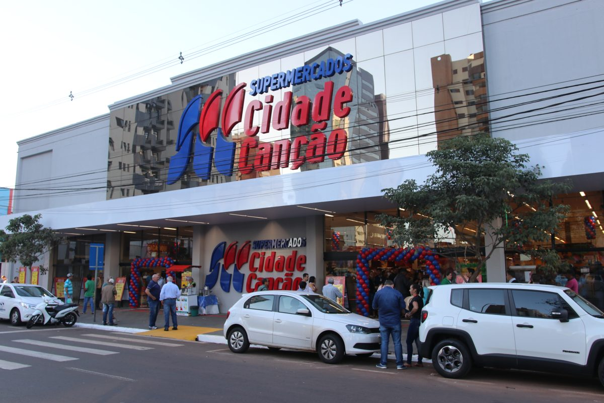 Supermercados Cidade Canção – Tamandaré