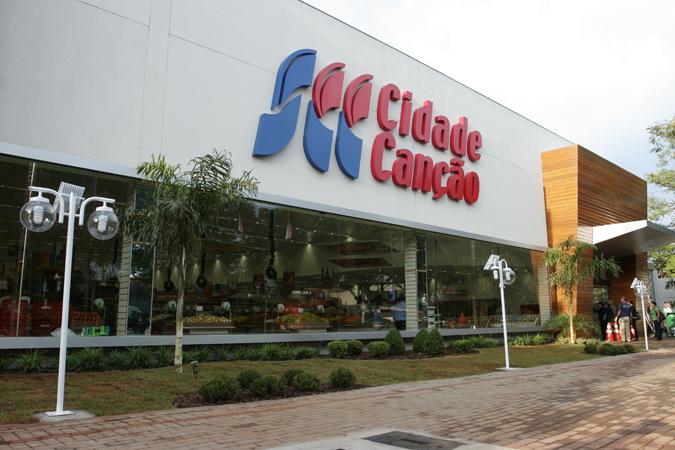 Supermercados Cidade Canção – Bento Munhoz
