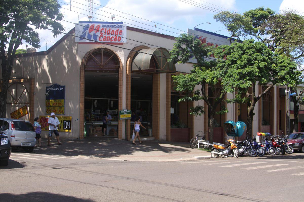 Supermercados Cidade Canção – Palmeiras