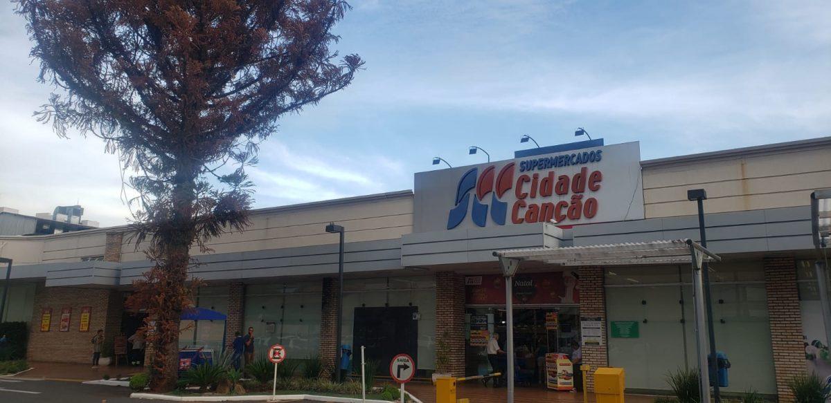 Supermercados Cidade Canção – Cerro Azul