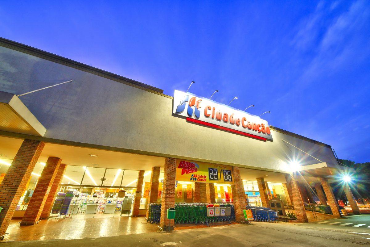 Supermercado Cidade Canção – Morangueira