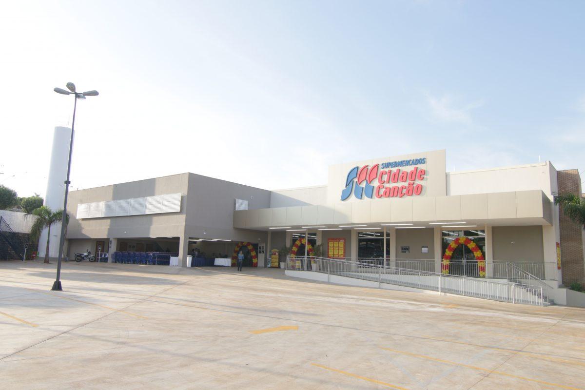 Supermercados Cidade Canção – Bandeirantes