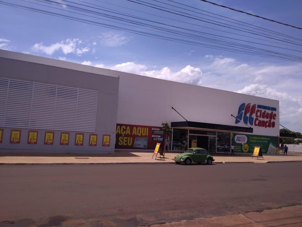 Supermercados Cidade Canção – Paiçandu
