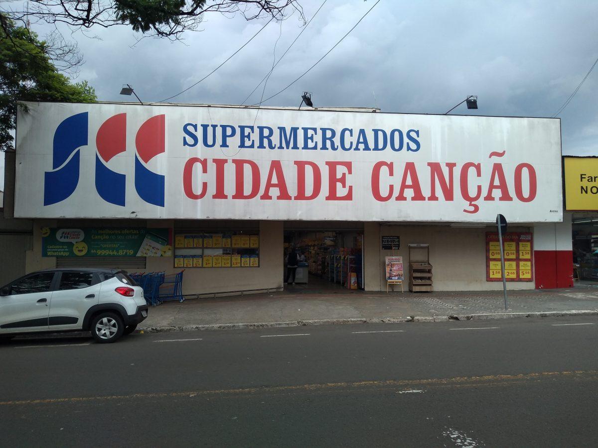 Supermercados Cidade Canção – São Domingos