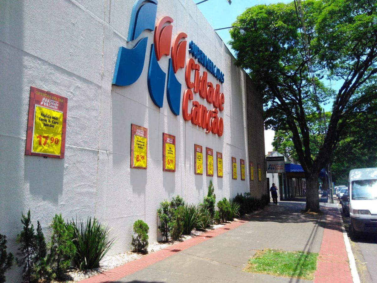 Supermercados Cidade Canção – Tuiuti
