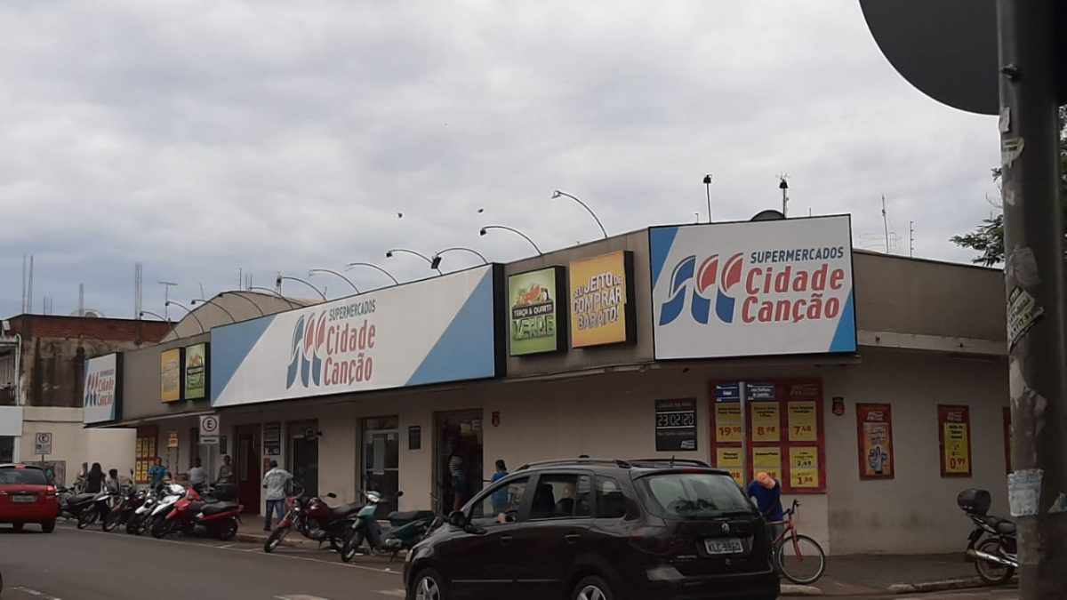 Supermercados Cidade Canção – Sarandi