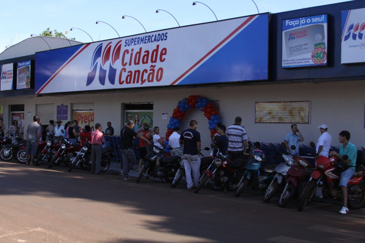 Supermercados Cidade Canção – Mandaguari
