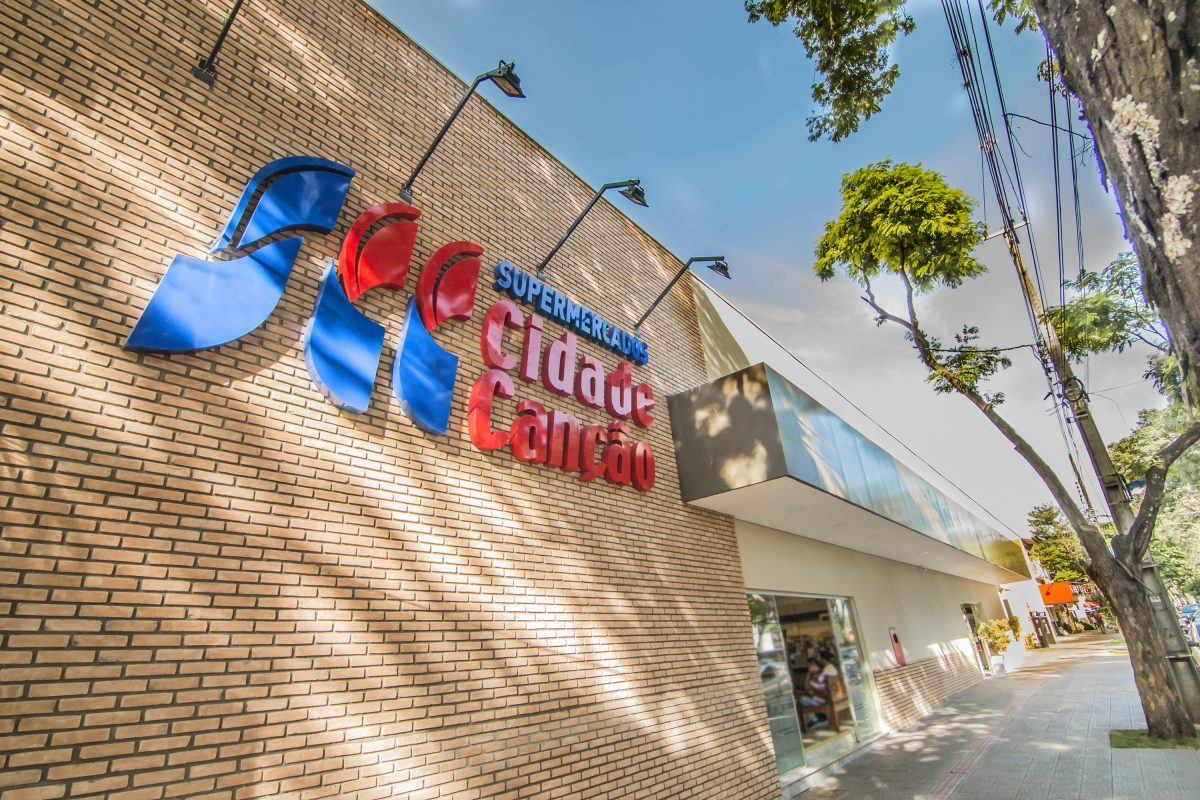 Supermercados Cidade Canção – Ney Braga