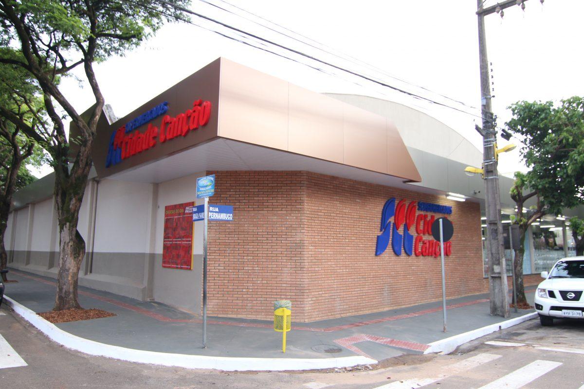 Supermercados Cidade Canção – Paranavaí Centro