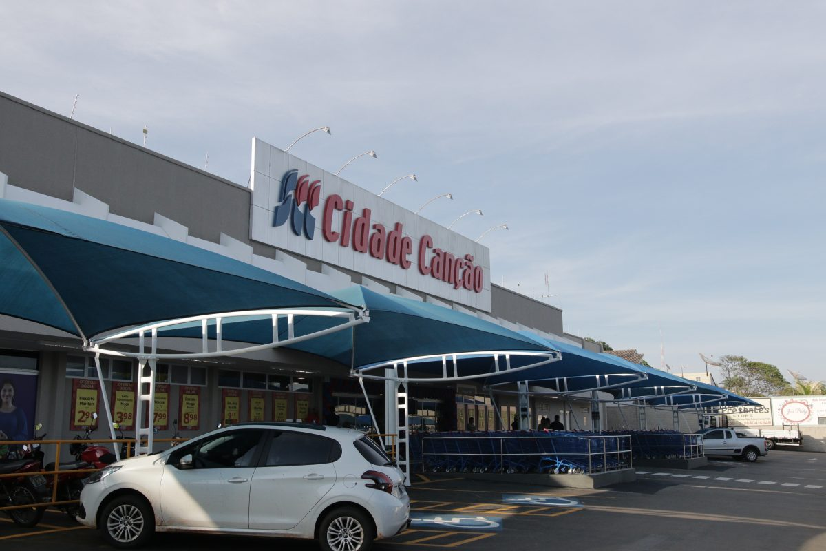 Supermercados Cidade Canção – Paranavaí Ouro Branco