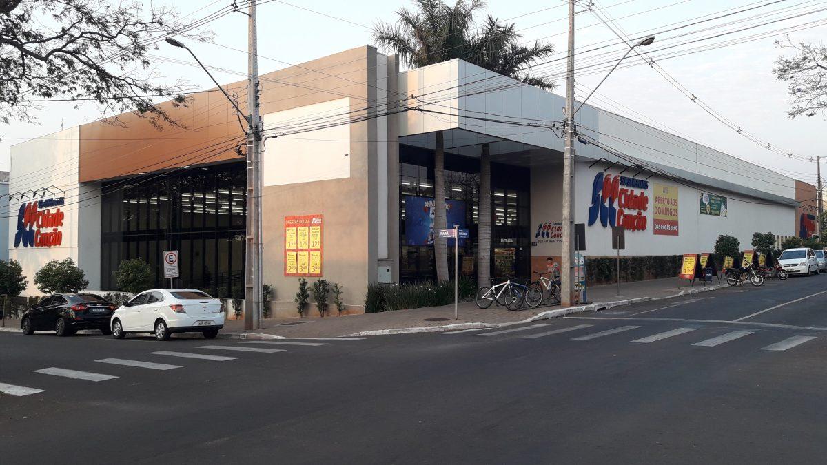 Supermercados Cidade Canção – Cianorte Av. Pará