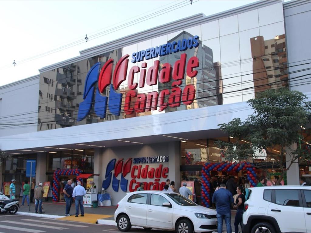 Loja Tamandaré do Cidade Canção passa por reforma e ganha novos equipamentos